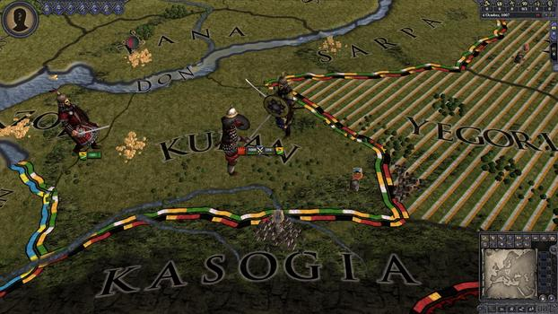 Crusader Kings II: Turkish Unit Pack on PC screenshot #4