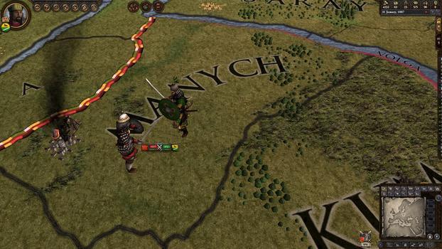 Crusader Kings II: Turkish Unit Pack on PC screenshot #3