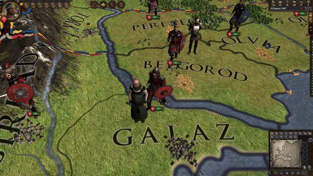 Crusader Kings II: Turkish Unit Pack on PC screenshot #2
