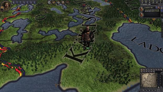 Crusader Kings II: Warriors of Faith Unit Pack on PC screenshot #6