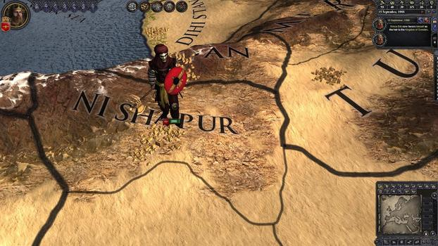 Crusader Kings II: Warriors of Faith Unit Pack on PC screenshot #3
