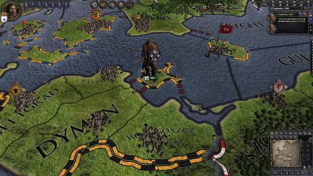 Crusader Kings II: Warriors of Faith Unit Pack on PC screenshot #2