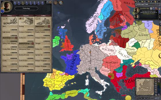 Crusader Kings II on PC screenshot #4