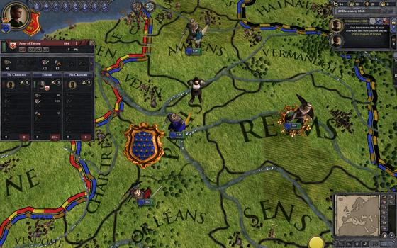 Crusader Kings II on PC screenshot #5