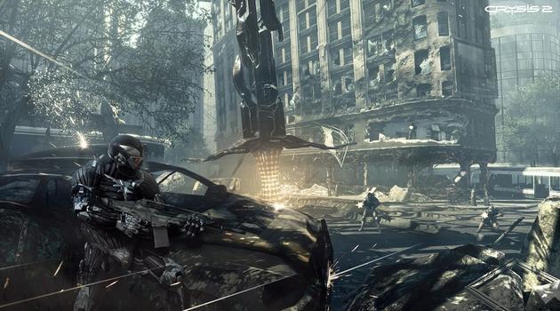 Crysis 2: Maximum Edition (NA) on PC screenshot #2