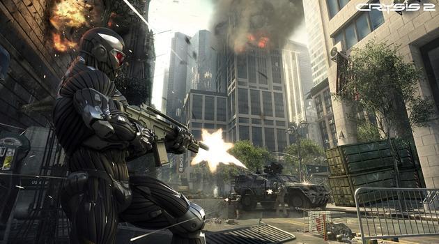 Crysis 2: Maximum Edition (NA) on PC screenshot #1