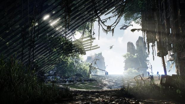 Crysis 3 (NA) on PC screenshot #1