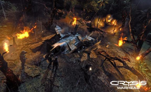 Crysis Maximum Edition (NA) on PC screenshot #5
