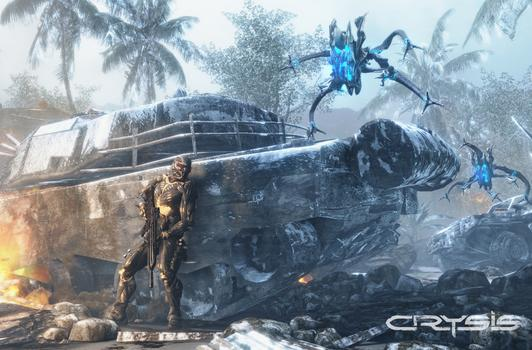 Crysis Maximum Edition (NA) on PC screenshot #3