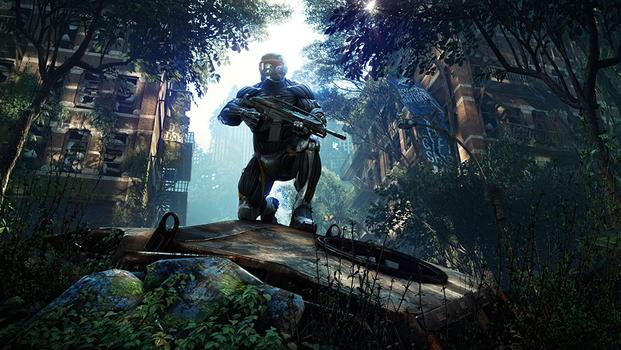 Crysis Trilogy (NA) on PC screenshot #4
