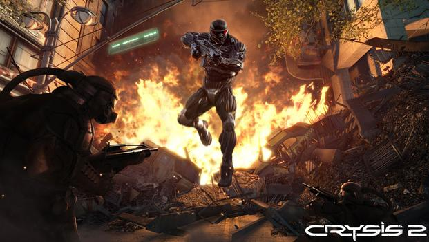Crysis Trilogy (NA) on PC screenshot #2