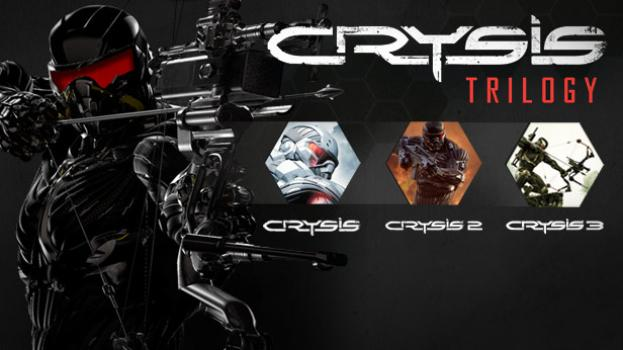 Crysis Trilogy (NA) on PC screenshot #1