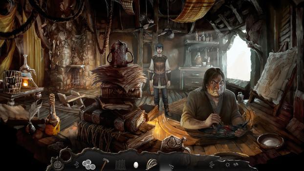 The Dark Eye: Chains of Satinav on PC screenshot #4