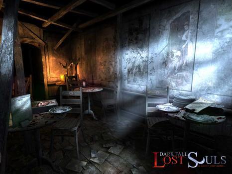 Dark Fall: Lost Souls on PC screenshot #2