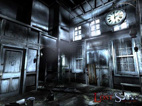 Dark Fall: Lost Souls on PC screenshot #1