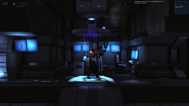 Dark Matter on PC screenshot #6