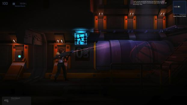Dark Matter on PC screenshot #3