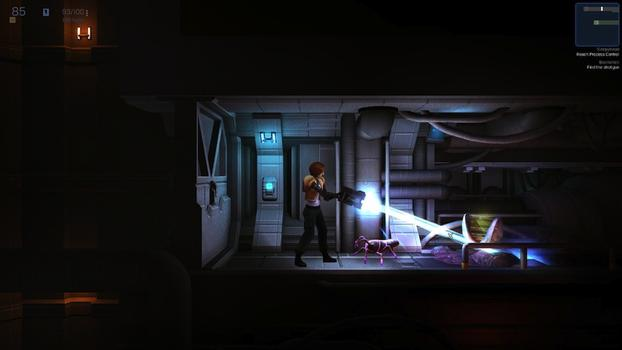 Dark Matter on PC screenshot #2