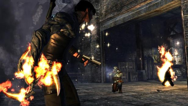 Dark Sector on PC screenshot #3