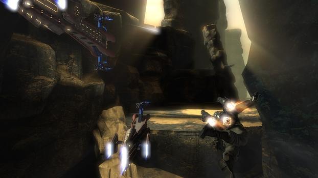 Dark Void on PC screenshot #9