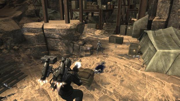 Dark Void on PC screenshot #8