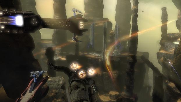 Dark Void on PC screenshot #7