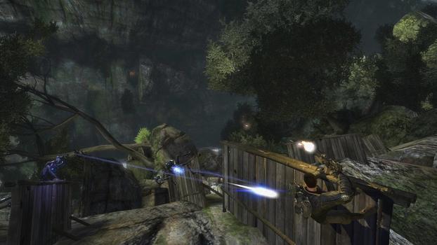 Dark Void on PC screenshot #5