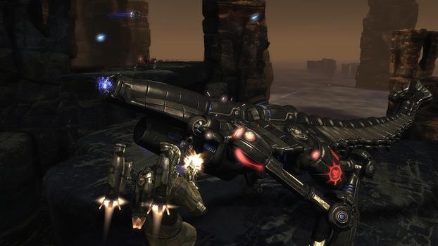 Dark Void on PC screenshot #3
