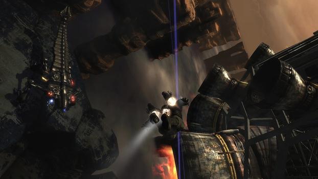 Dark Void on PC screenshot #2