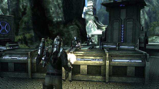 Dark Void on PC screenshot #1