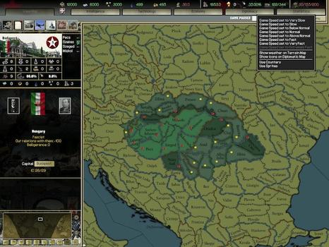 Darkest Hour: A Hearts Of Iron Game on PC screenshot #5