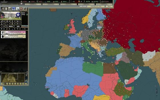 Darkest Hour: A Hearts Of Iron Game on PC screenshot #3