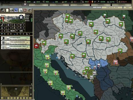 Darkest Hour: A Hearts Of Iron Game on PC screenshot #2