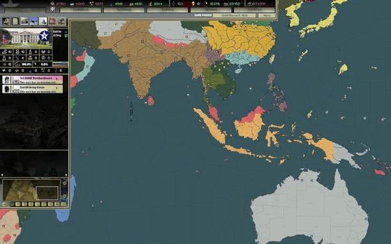 Darkest Hour: A Hearts Of Iron Game on PC screenshot #1