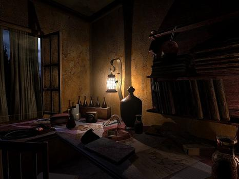 Darkness Within: In Pursuit of Loath Nolder on PC screenshot #1