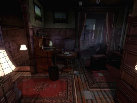 Darkness Within: In Pursuit of Loath Nolder on PC screenshot #2