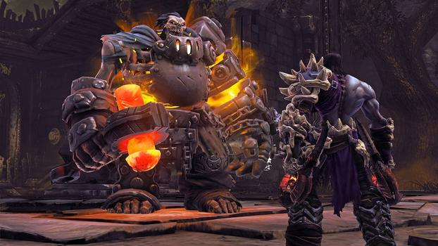 Darksiders II: Abyssal Forge DLC on PC screenshot #2