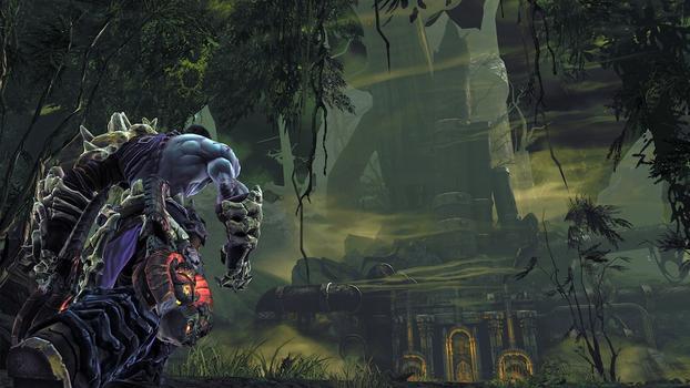 Darksiders II: Abyssal Forge DLC on PC screenshot #1