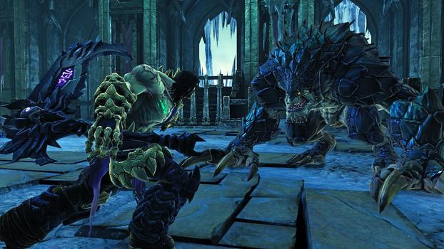 Darksiders II: Arguls Tomb DLC on PC screenshot #2