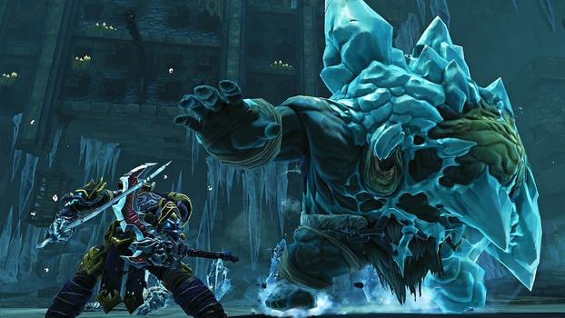 Darksiders II: Arguls Tomb DLC on PC screenshot #1