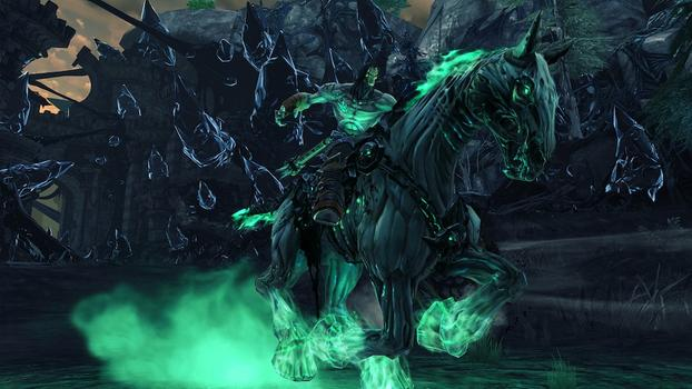 Darksiders II: Deadly Despair DLC on PC screenshot #1