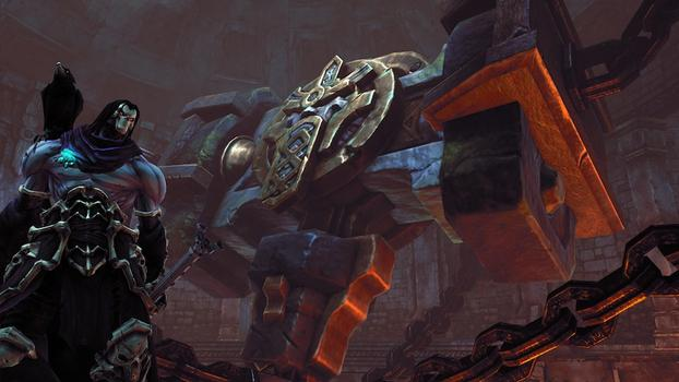 Darksiders II: Death Rides DLC on PC screenshot #4
