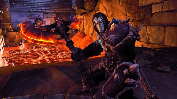 Darksiders II: Death Rides DLC on PC screenshot #3