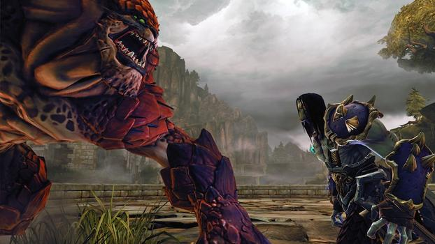 Darksiders II: Death Rides DLC on PC screenshot #2