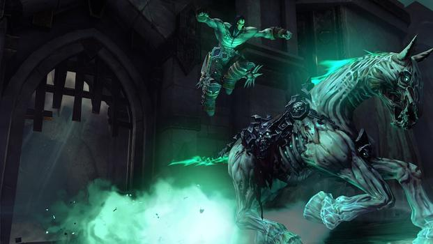 Darksiders II: Death Rides DLC on PC screenshot #1