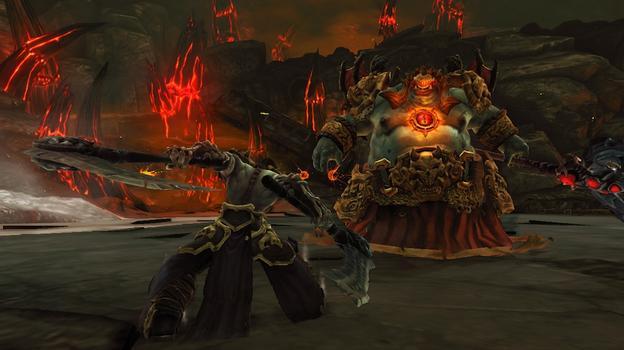 Darksiders II: The Demon Lord Belial DLC on PC screenshot #1