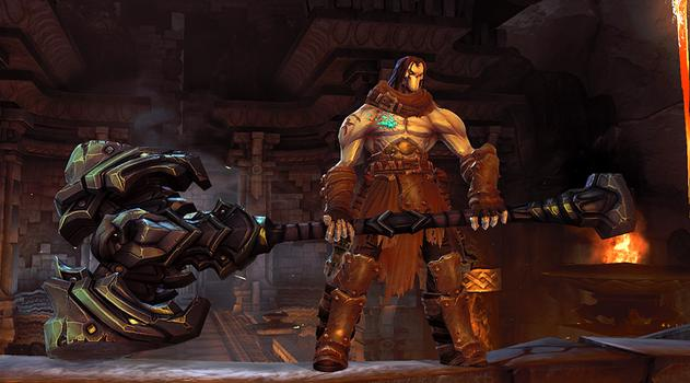 Darksiders II: Fletcher's Crow Hammer DLC on PC screenshot #1
