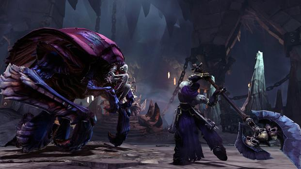 Darksiders II: Limited Edition on PC screenshot #2