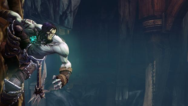 Darksiders II: Limited Edition on PC screenshot #1