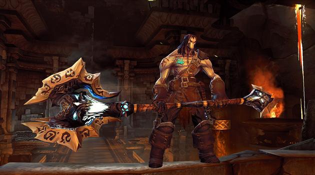 Darksiders II: Mace Maximus DLC on PC screenshot #1